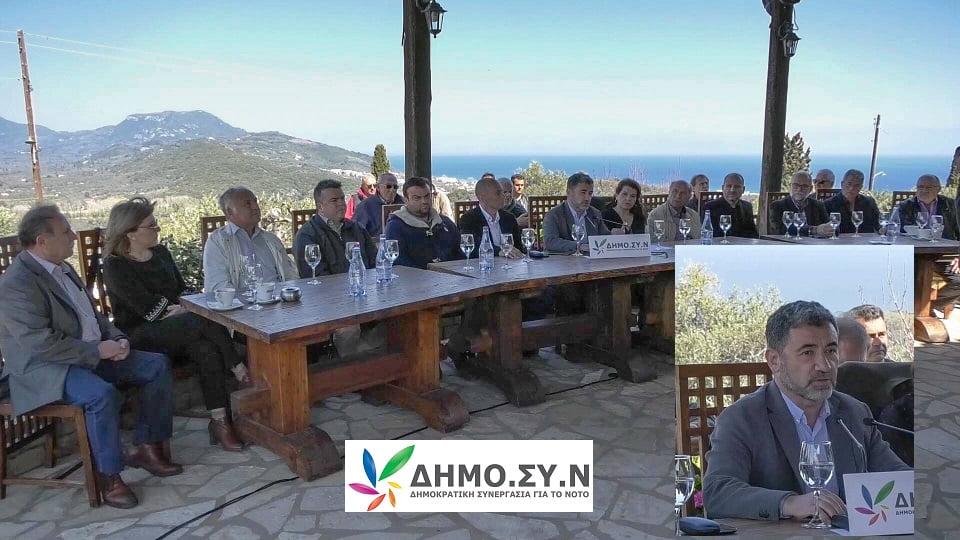 Photo of O Nίκος Γκουσης υποψήφιος Δήμαρχος στο Δήμο Νότιας Κέρκυρας..
