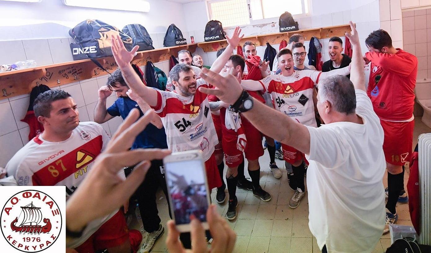 Photo of Ιστορική άνοδος για τον Φαίακα στην Handball Premier
