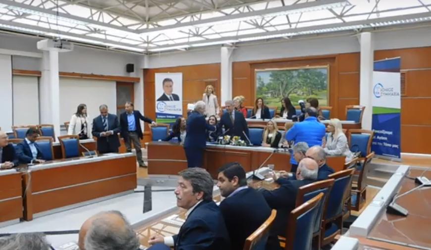 Photo of Δώσανε τα χέρια χθες Τρεπεκλής Σπύρου για τη συνεργασία τους (video)