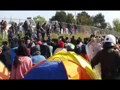 Photo of Η Ελλάδα μετετράπη σε μια απέραντη Φυλακή λαθρομεταναστών…(3 video)