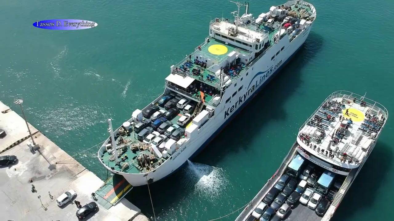 Photo of Χάος στο λιμάνι της Ηγουμενίτσας  χθές για Κέρκυρα– Αναμονή στα οχήματα έως και πέντε ώρες (video)
