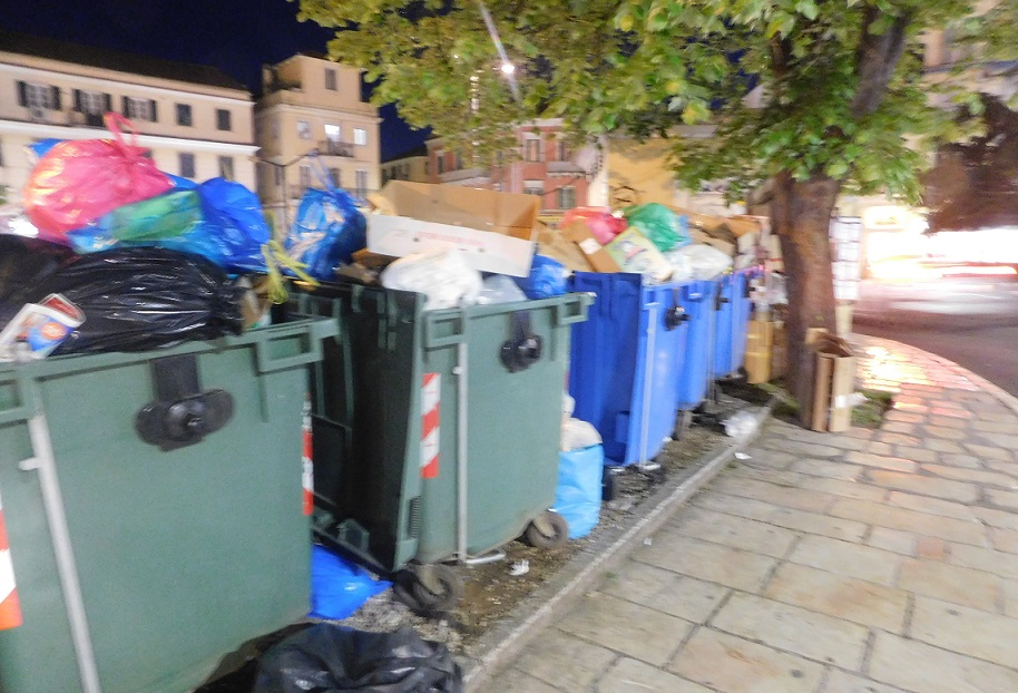 Photo of Που πετά τα σκουπίδια ο Δήμος Κέρκυρας? Αποκάλυψη