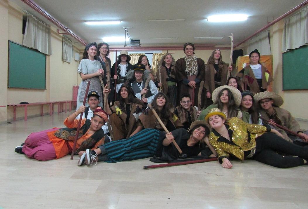 Photo of Το 7o ΓΥΜΝΑΣΙΟ ΚΕΡΚΥΡΑΣ & 4ο ΓΕΛ ΚΕΡΚΥΡΑΣ με την « ΕΙΡΗΝΗ » του Αριστοφάνη στο 8ο Διεθνές Φεστιβάλ Αρχαίου Δράματος Αρχαία Μεσσήνη 2019