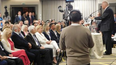 Photo of Εγινε στην Αθήνα η επίσημη παρουσίαση των 42 υπ. Ευρωβουλευτών της Ένωσης Κεντρώων