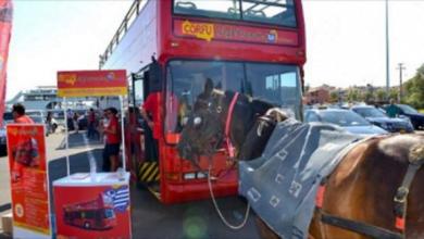 "Photo of Σωμ. Τουριστικών Λεωφορείων: Το ""μπαλάκι"" στην εξέδρα για τα ανοικτού τύπου πούλμαν οι υπεύθυνοι φορείς."