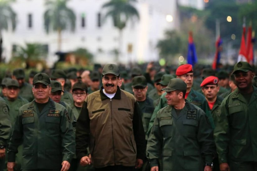 Photo of Οι ΗΠΑ θα κτυπήσουν τη Βενεζουέλα: Ακροβολίστηκαν ρωσικές δυνάμεις & απογειώθηκαν μαχητικά – Δηλώσεις Ν.Τραμπ
