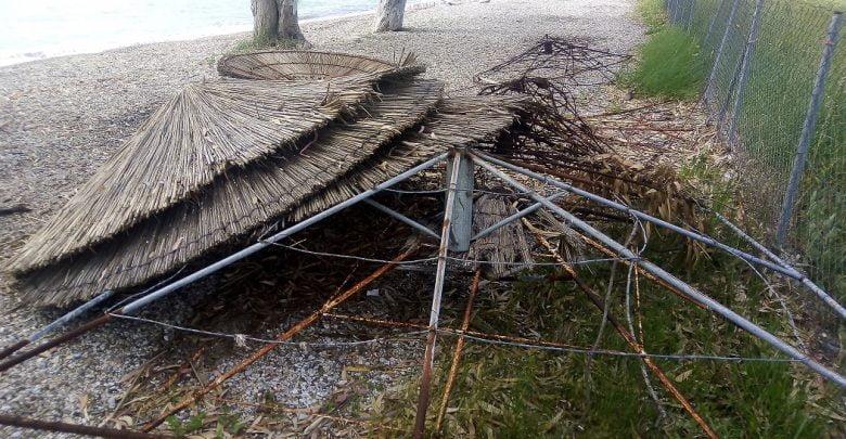 Photo of Η άθλια εικόνα στη παραλία της Δασιάς (Κέρκυρα) και η επικινδυνότητα από τα σκόρπια σιδερικά!!