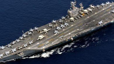 Photo of Οι ΗΠΑ στέλνουν το αεροπλανοφόρο «Αβραάμ Λίνκολν» στην Σούδα – Περιμένουν κλιμάκωση από την Άγκυρα