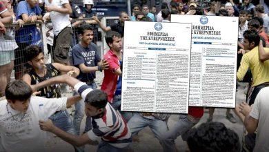 Photo of Eδωσαν δικαίωμα ψήφου σε χιλιάδες αλλοδαπούς ακόμη και την τελευταία στιγμή..Ελληνοποιήσεις στο φούλ!!!