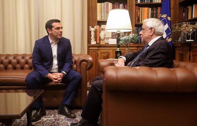 Photo of Πρόωρες εκλογές ζήτησε ο Αλέξης Τσίπρας….Εν αναμονή του Π.Δ για 07/07/19