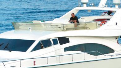 Photo of Ο συγκυβερνήτης του Τσίπρα με 25 μέτρα σκαφάρα Ferretti πολλών εκατομμυρίων