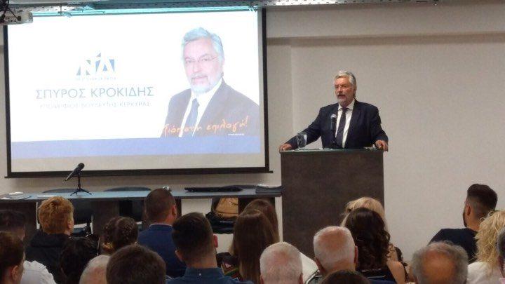 Photo of Με προτάσεις στους Ετεροδημότες της Αθήνας ο Σπ.Κροκίδης