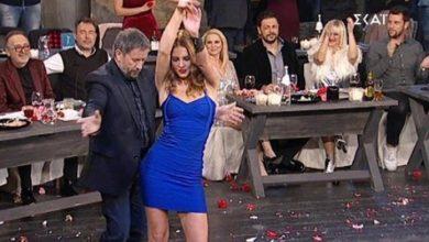 "Photo of Ο Πρόεδρος της ΡΑΕ  ""εντυπωσιάστηκε"" απο το Τσιφτεντελι της Ράδου. Αμέσως της έκανε πρόσληψη!!!! (video)"
