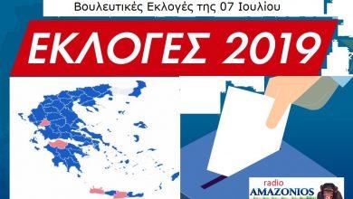 Photo of Είκοσι (20) κόμματα ανακήρυξε για τις εκλογές της 7ης Ιουλίου ο Αρειος Πάγος