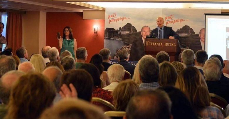 Photo of Στους ετεροδημότες της Αθήνας χθες ο Στέφανος Γκίκας.