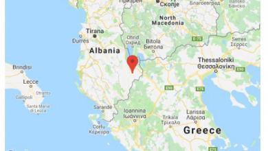 Photo of Σείεται η γη απο Κρητη εως Ιόνιο….Ισχυρός σεισμός 4,5 στα σύνορα Ελλάδας – Αλβανίας.