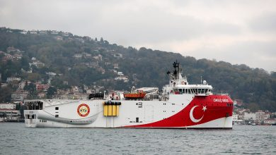 Photo of Σε κλοιό πολεμικών πλοίων, υποβρυχίων & UAV η Κύπρος – Στέλνουν τέταρτο γεωτρύπανο
