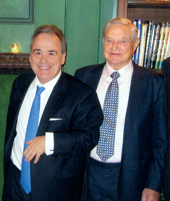 O Σόρος έχει τον υπουργό του στη νέα κυβέρνηση Μητσοτάκη ...