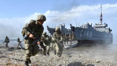 Photo of Η Άγκυρα συγκεντρώνει μεγάλες ναυτικές δυνάμεις στον ναύσταθμο του Ακσάζ