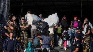 Photo of Βαλίτσες και προσωπικά ειδη των λαθρο τα μετακομίζει Λιμενικο,Αστυνομία και Ένοπλες Δυνάμεις!!!!