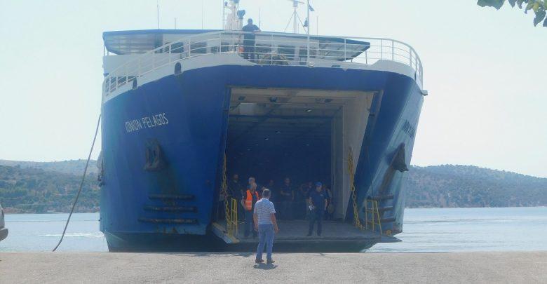 Photo of Τα Διαπόντια παρατημένα και στο υπόλοιπο Ιόνιο εξυπηρετούνται με πλοία και φέρρυ..