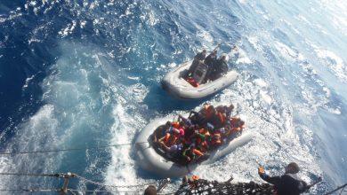 Photo of ΚΥΣΕΑ:Με 17 πολεμικά πλοία «σφραγίζει» τα θαλάσσια σύνορα από τους εισβολείς…!!!