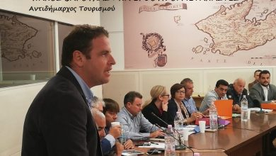 Photo of Να ερθουν λαθρομετανάστες στη Κέρκυρα δηλώνει ο Π.Βαρούχας Αντιδήμαρχος Τουρισμού!!! (Video)