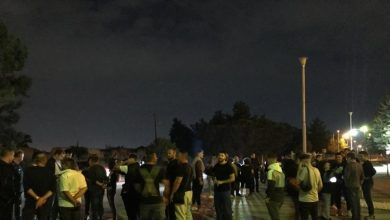 Photo of Ξεσηκώθηκαν και στα Διαβατά…Στα κάγκελα οι Ελληνες με τους λάθρο..Κτύπησαν Ελληνίδα (Video)