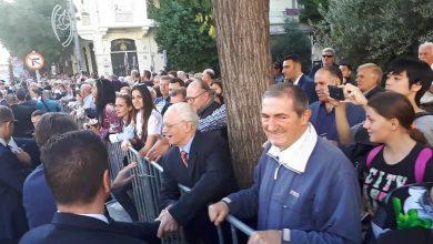 Photo of Οι πολίτες με  Μητσοτάκη στη Θεσσαλονίκη…Ενας πήγε για χειραψία και έσκασε με το κεφάλι.(video)
