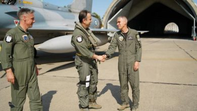 Photo of Παραιτήθηκε Διοικητής Αεροπορικής βάσης (114ΠΜ) για να μην εξυπηρετεί λάθρο!!!