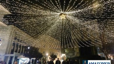 Photo of Η πόλη της Κέρκυρας φόρεσε τα γιορτινά της για τα Χριστούγεννα (Φωτορεπορτάζ)