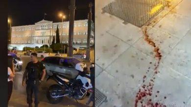 Photo of Λαθρομετανάστες μαχαίρωσαν Ελληνες στο Σύνταγμα!!! (video)Αυτα δεν στα δείχνουν στη τηλεόραση