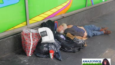 Photo of Οι Ελληνες άστεγοι χωρίς φροντίδα πεθαίνουν στους δρόμους.Οι λάθρο επιδοτούνται