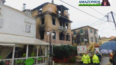 Photo of Η επόμενη μέρα για το σπίτι που κάηκε στο Μαντούκι.. (Φωτό)
