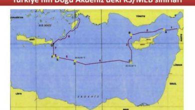 Photo of Χωρίς ΑΟΖ Καστελόριζο-Κύπρος σε χάρτες που βολεύουν την Τουρκία…
