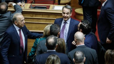 Photo of Κ.Μητσοτάκης:Οποιος δεν ψηφίσει να μην πέσει ο ΠΑΟΚ διαγράφεται!!!!