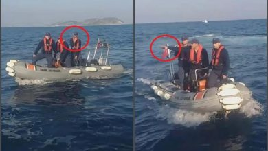 Photo of Τουρκοι Λιμενικοί προέταξαν οπλα για να εκφοβίσουν κοντα στα Ιμια!!!(Φωτο & video)