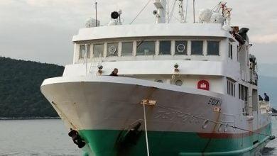 Photo of Στο Λιμάνι του Βόλου το ΕΥΔΟΚΙΑ της Kerkyra lines….