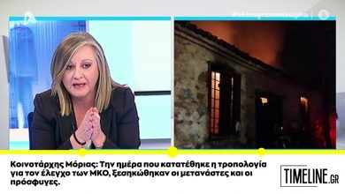 Photo of Οι ΜΚΟ  υποκίνησαν τους λαθρο στη Λέσβο καταγγέλει ο Κοινοτάρχης της Μόριας!!!(video)
