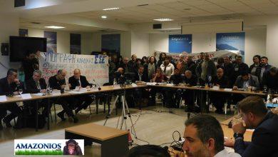 Photo of Διεκόπη η συνεδρίαση του Περιφερειακού μέσα σε ενταση απειλές για το θέμα εργασίας τις Κυριακές.