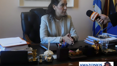 Photo of Η Εξέλιξη για την μεταφορά των σκουπιδιών…Δηλώσεις της Δημάρχου Κέρκυρας κ.Υδραίου (video)