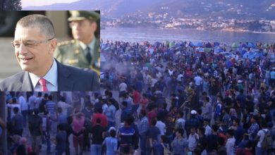 Photo of Υφυπ.Εθνικής Αμυνας:Τι σας πειράζουν 20.000 μετανάστες; Στην υπόλοιπη Ελλάδα έχουμε 1,8 εκατομμύρια !!!