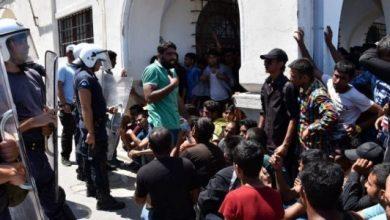 Photo of Συγκρούσεις ΜΑΤ και αλλοδαπών στην Λέρο…Μας οδηγούν σε σύγκρουση με τους λάθρο!!!