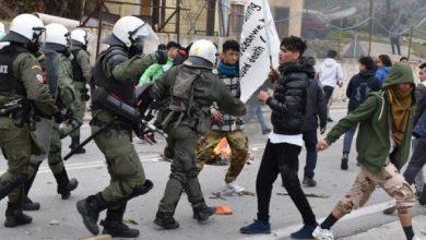 Photo of Επίθεση δεχθηκαν οι Αστ.Δυνάμεις και κάτοικοι απο λαθρο στη Λέσβο!!! Χοντρά επεισόδια