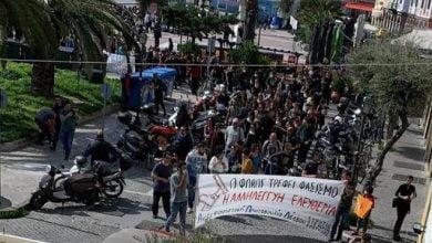Photo of Πάνω από 1000 άτομα εκαναν πορεία στη Μυτιλήνη.Ετοιμάζουν το απόγευμα κι αλλη.