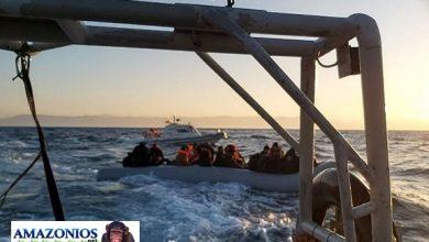 Photo of Η  Λαθροεισβολή  απο το Αιγαιο με την συνδρομή της Τουρκίας..Δειτε video λαθρο με  ακταιωρό!!!