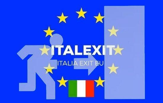 Photo of Προς διάλυση η Ευρωζώνη..Φεύγει η Ιταλία από το Ευρώ!!!