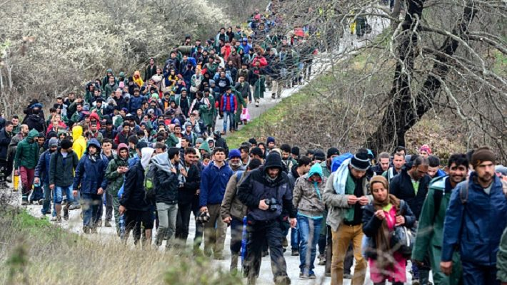 Photo of H Τουρκία χτυπά με Υβριδική επιχείρηση και οπλα τους λάθρομετανάστες..