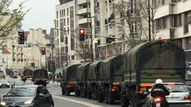 Photo of Στρατός στους δρόμους της Γαλλίας…Προσεχώς και στη Χώρα μας