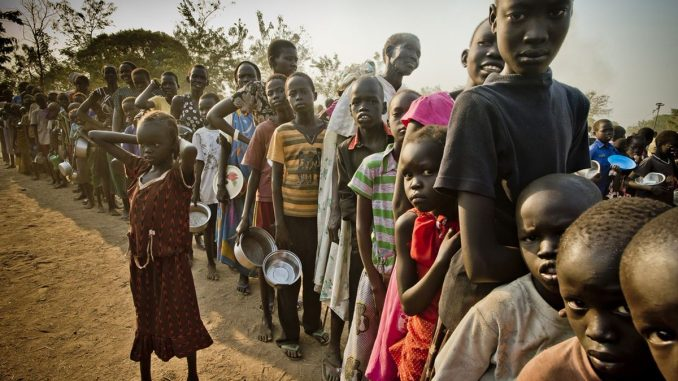 Photo of Κάθε μέρα πεθαίνουν 15.000 παιδιά κάτω των 5 ετών αλλά η πείνα δεν είναι μεταδοτική και έτσι δεν μας αφορά